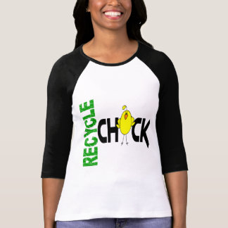 Recycle Chick 1 Shirt