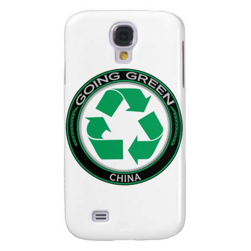 Recycle China Samsung Galaxy S4 Covers