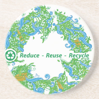 Recycle Coaster