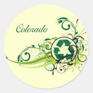 Recycle Colorado Sticker