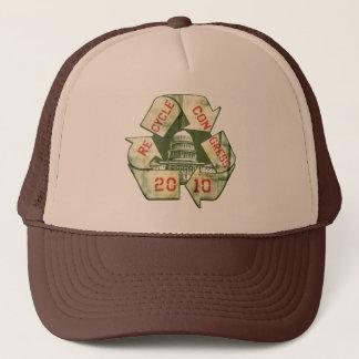Recycle Congress Anti-Incumbent Gear Trucker Hat