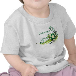 Recycle Connecticut T Shirts