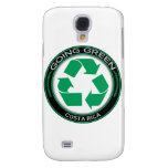 Recycle Costa Rica Galaxy S4 Cover