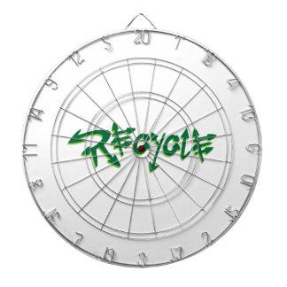 RECYCLE DART BOARD
