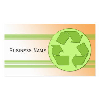 Recycle Design Business Card