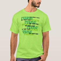 Recycle Do Your Part T-Shirt