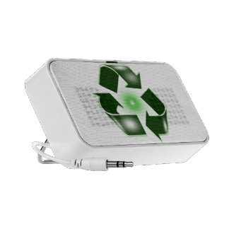 Recycle Doodle Speaker