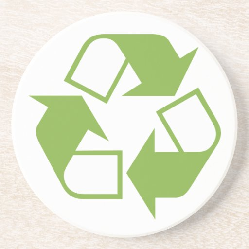 Recycle Drink Coaster