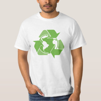 Recycle Earth Green T-Shirt