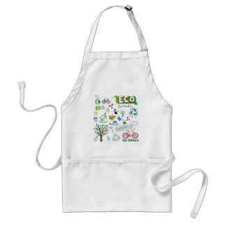 Recycle Eco Friendly Adult Apron