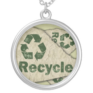 Recycle ECO Friendly Environment Pendant, Jewelry