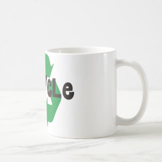 Recycle Ecologist Products & Designs! Coffee Mug