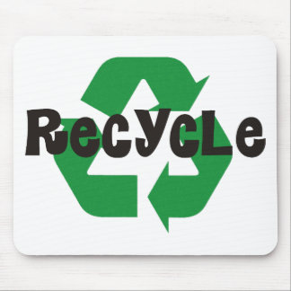 Recycle Ecologist Products & Designs! Mouse Pad