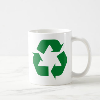 Recycle Ecology Products & Designs! Coffee Mug