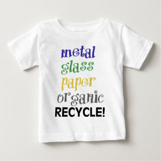 Recycle! Ecology products! T Shirt