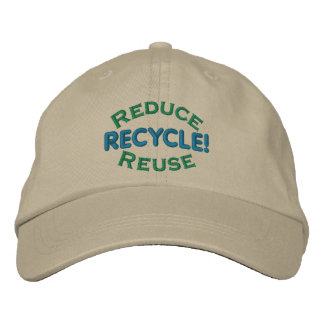 Recycle! Baseball Cap