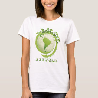 Recycle Enviromental Concerns t-shirt
