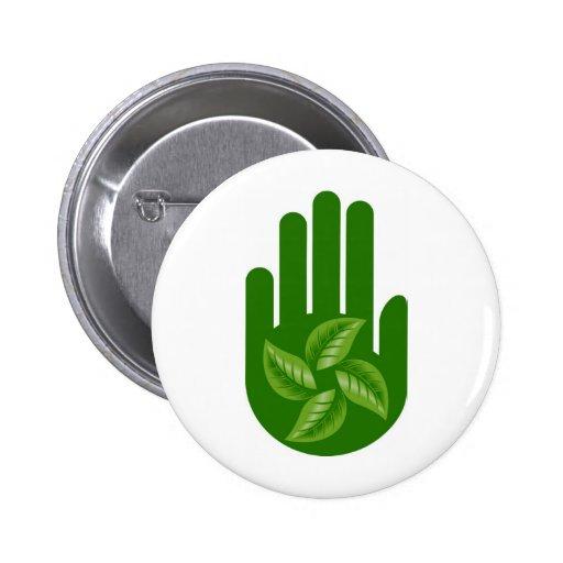Recycle Environmental Awareness Pins