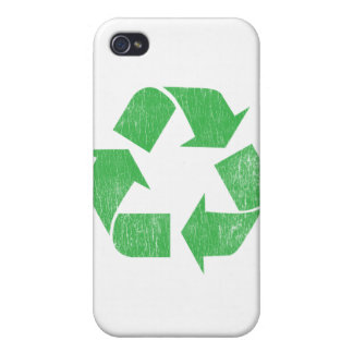Recycle - Environmental iPhone 4 Cases