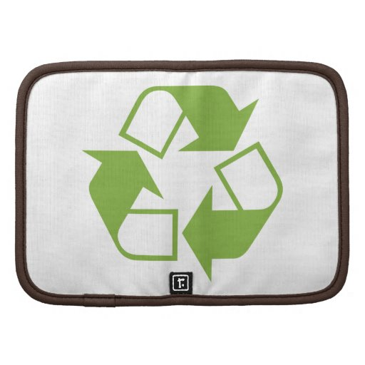 Recycle Folio Planners