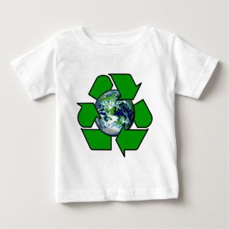 Recycle for Planet Earth Baby T-Shirt