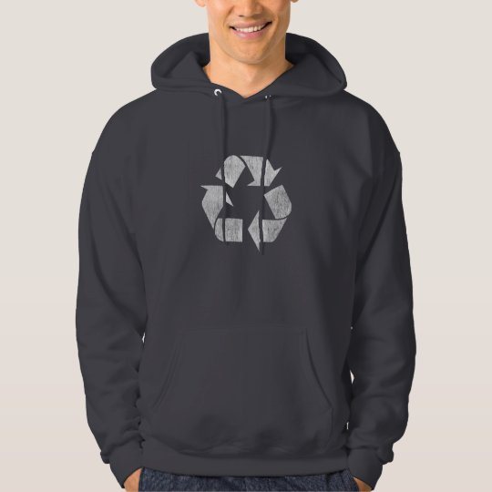 Recycle - Go Green Hoodie