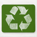 Recycle - Go Green Mouse Mats