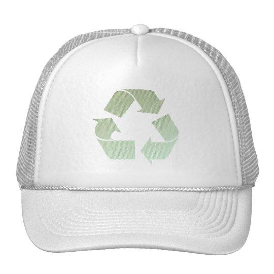 Recycle Go Green Trucker Hat