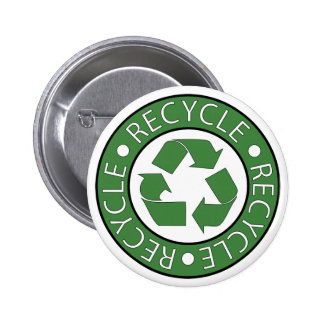 Recycle Green Pin