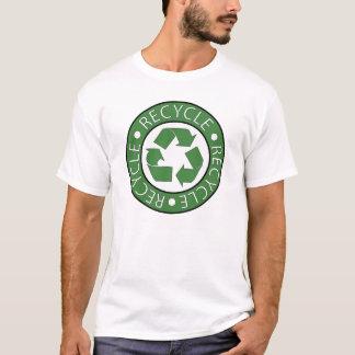 Recycle Green Logo T-Shirt