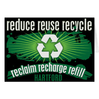 Recycle Hartford Card