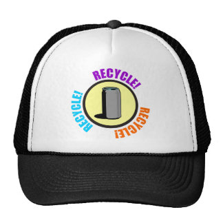 Recycle! Mesh Hat
