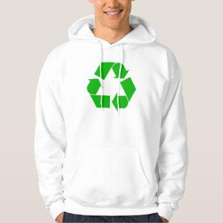 Recycle Hooded Sweatshirt