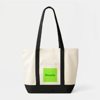 Recycle Impulse Tote Bag