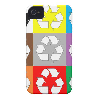 Recycle iPhone 4 Cover