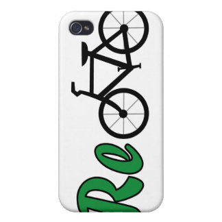 Recycle iPhone 4/4S Covers