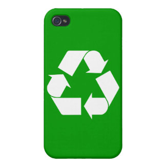 Recycle iPhone 4/4S Case