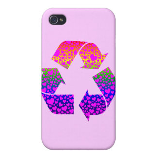 recycle cover for iPhone 4
