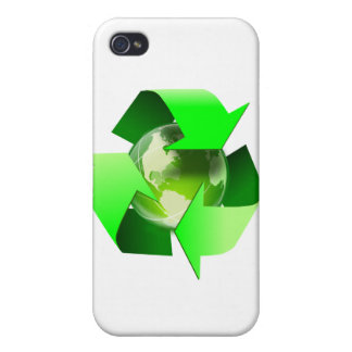 Recycle iPhone 4 Covers