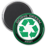 Recycle Jersey Magnets