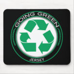 Recycle Jersey Mouse Pad