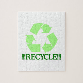 Recycle Jigsaw Puzzle