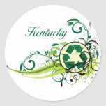 Recycle Kentucky Stickers