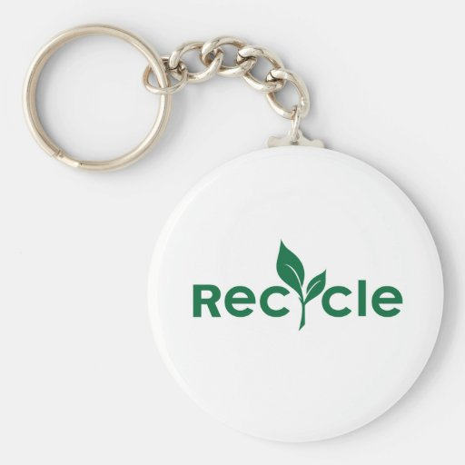 Recycle Keychains