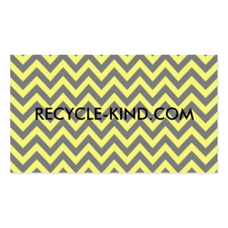Recycle-Kind Pay it Forward Cards