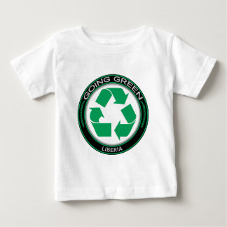 Recycle Liberia Infant T-shirt