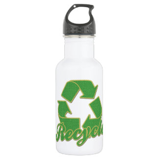 Recycle Liberty Water Drink Bottle