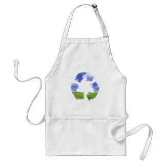 Recycle Life Adult Apron