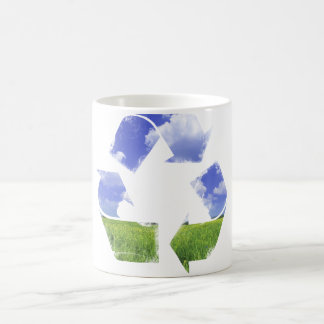 Recycle Life Coffee Mug