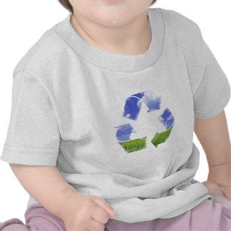 Recycle Life Tee Shirts